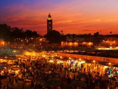 Marrakech to marzouga tour